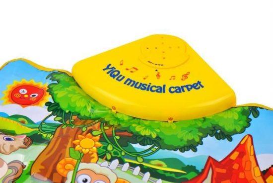 Farmos zenélő játszószőnyeg 5