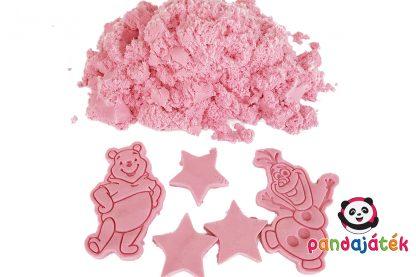 Kinetikus homok - beltéri homok, rózsaszín 1Kg 1