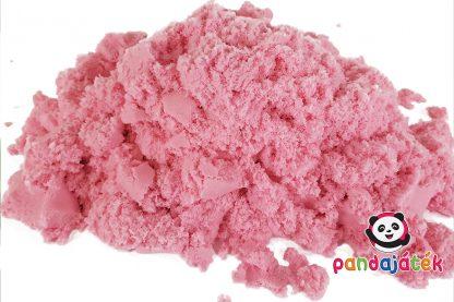 Kinetikus homok - beltéri homok, rózsaszín 1Kg 2