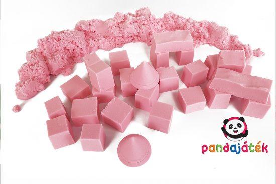 Kinetikus homok - beltéri homok, rózsaszín 1Kg 3