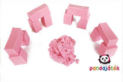 Kinetikus homok - beltéri homok, rózsaszín 1Kg 4