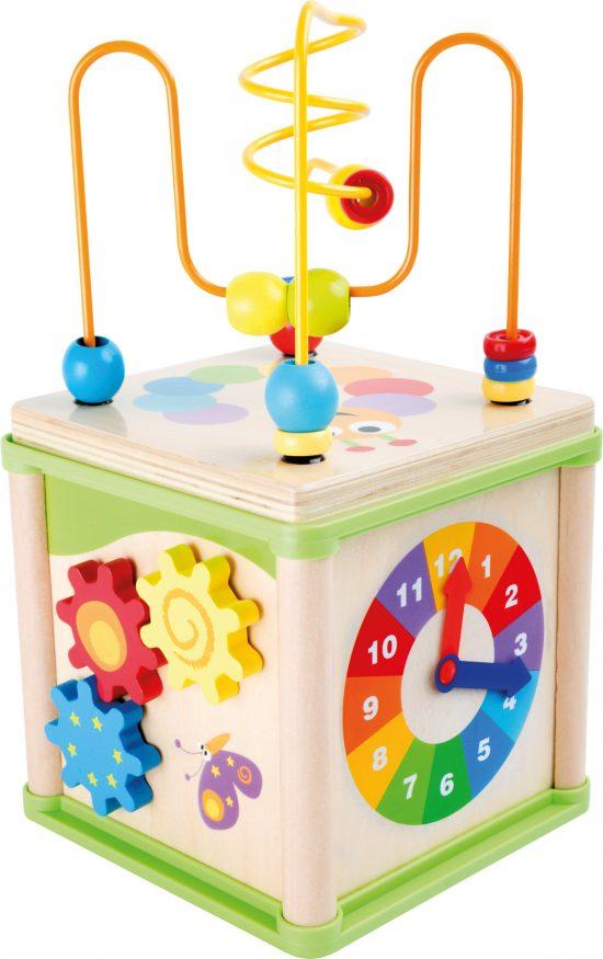 Készségfejlesztő matatós játék - 5 funkció egyben 1