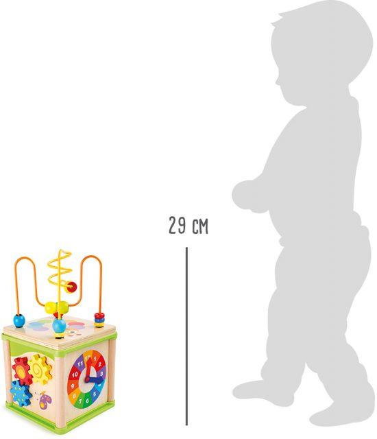 Készségfejlesztő matatós játék - 5 funkció egyben 5