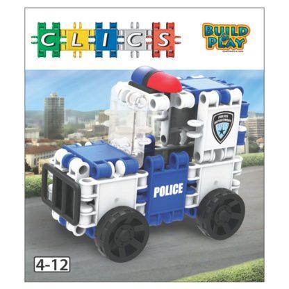 Clics rendőrautó