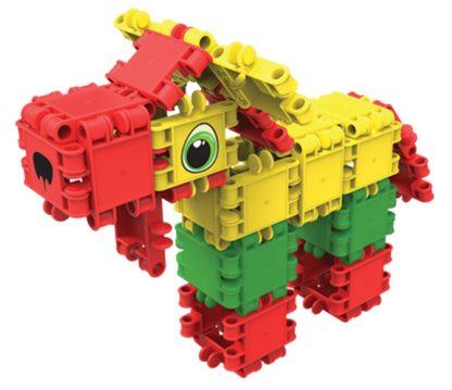 Clics Zoo Állatkert építőjáték
