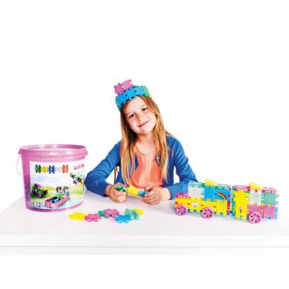 Clics-Glitter-építőjáték