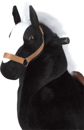 Guruló ló pónicikli
