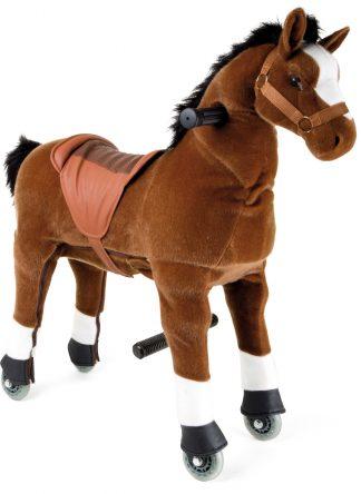 Ügető ló játék