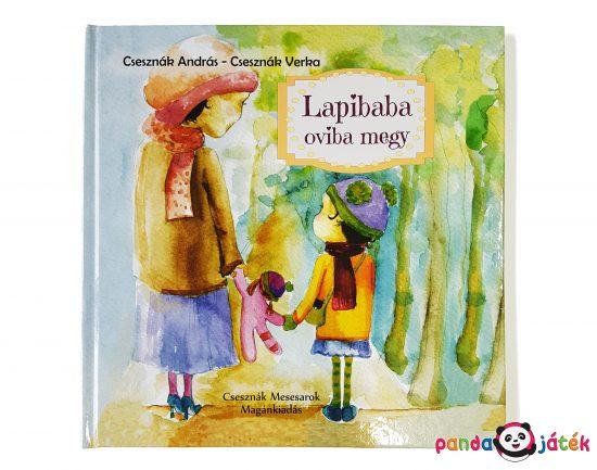 Lapibaba oviba megy - könyv ovisoknak 1