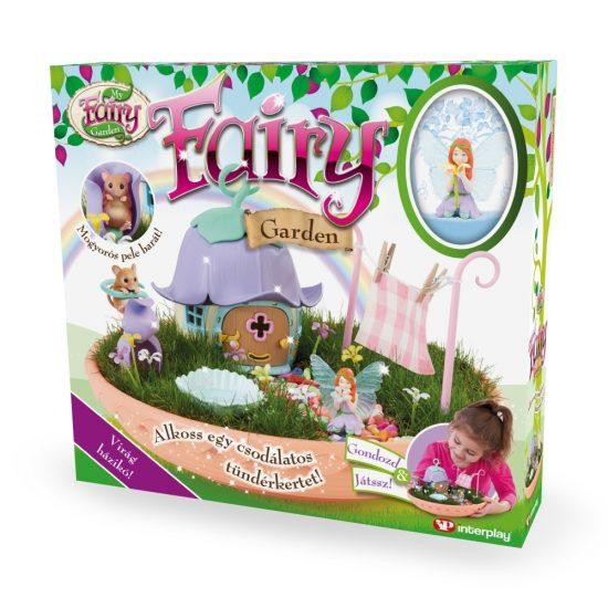 My Fairy Garden - Virágos ház 3