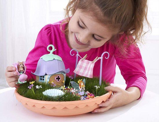 My Fairy Garden - Virágos ház 2