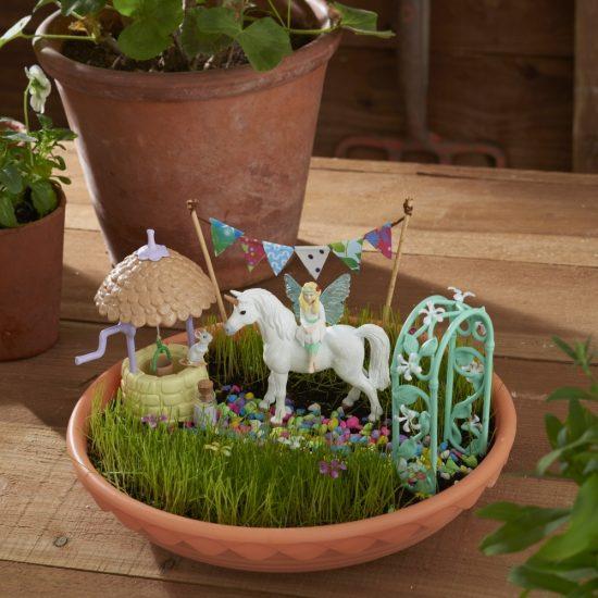 My Fairy Garden Unikornis kert 6