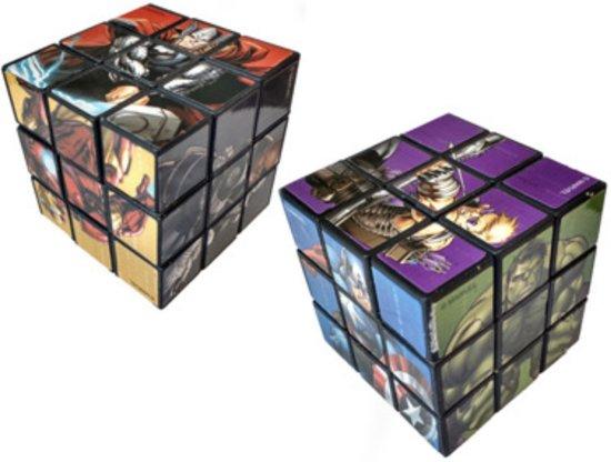 Bosszúállók Rubik kocka