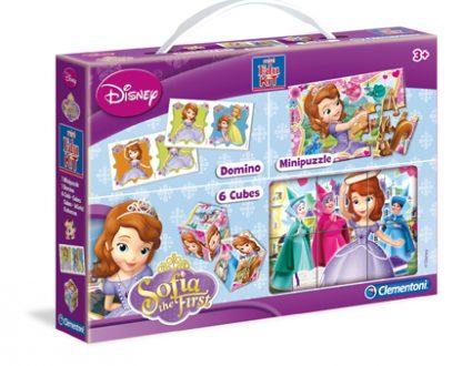 Disney Sofia fejlesztő játék, puzzle