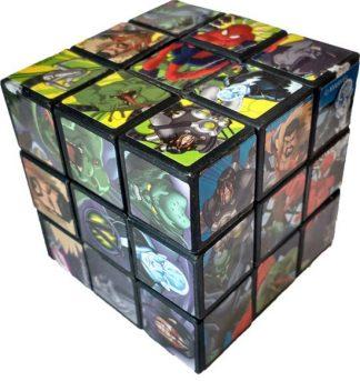 Pókember Rubik kocka