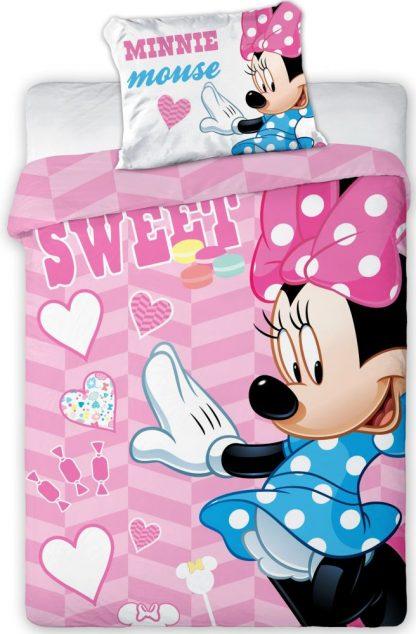 Minnie ágynemű huzat lányoknak