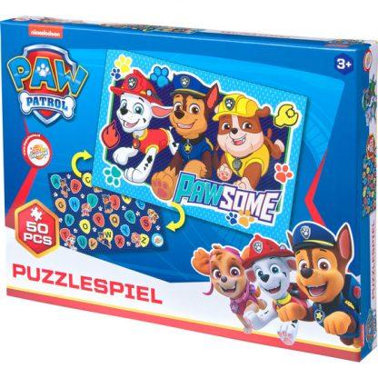 Mancs Őrjárat puzzle 50db