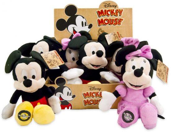 Disney Mickey és Minnie egér plüssjátékok