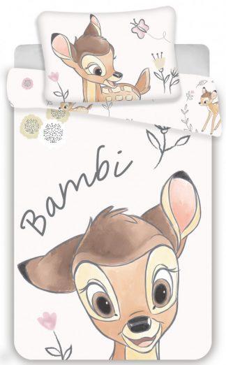 Bambis ágyneműhuzat ovisoknak