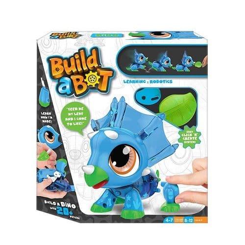 Build a bot, építs robot dínót 1