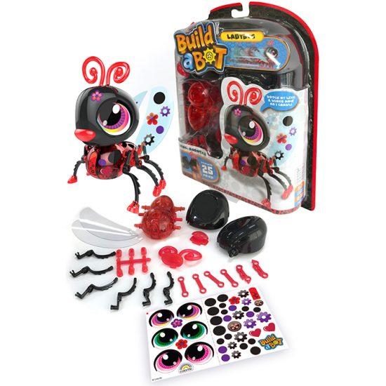 Build a bot, építs robot katicabogarat 1