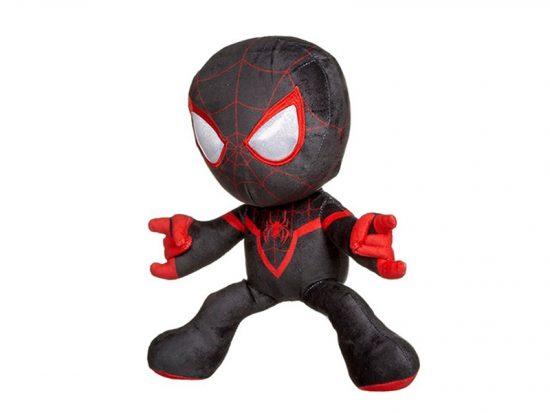 Fekete ruhás pókember plüss